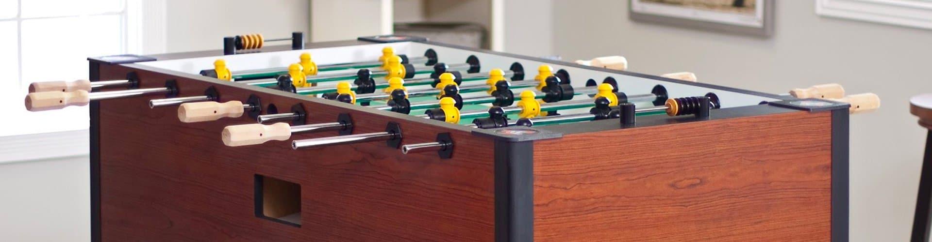 Best Foosball Tables under $300 Reviewed in Detail