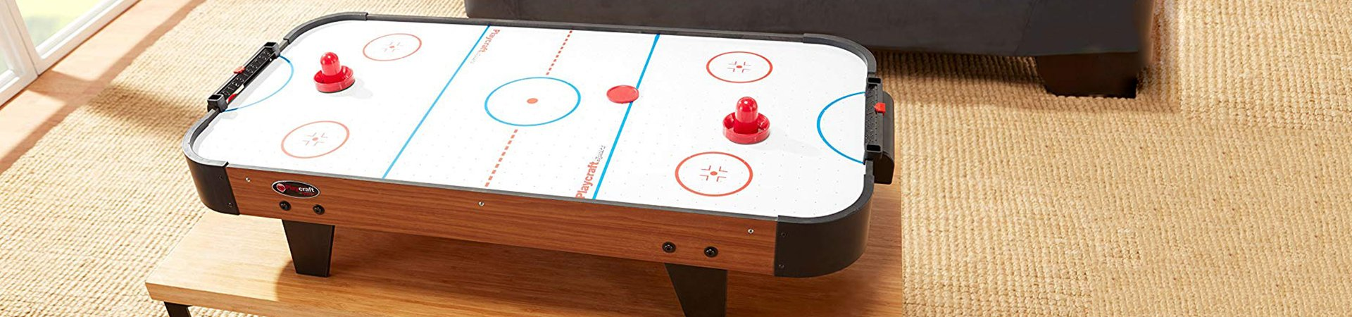Best Mini Air Hockey Tables Reviewed in Detail