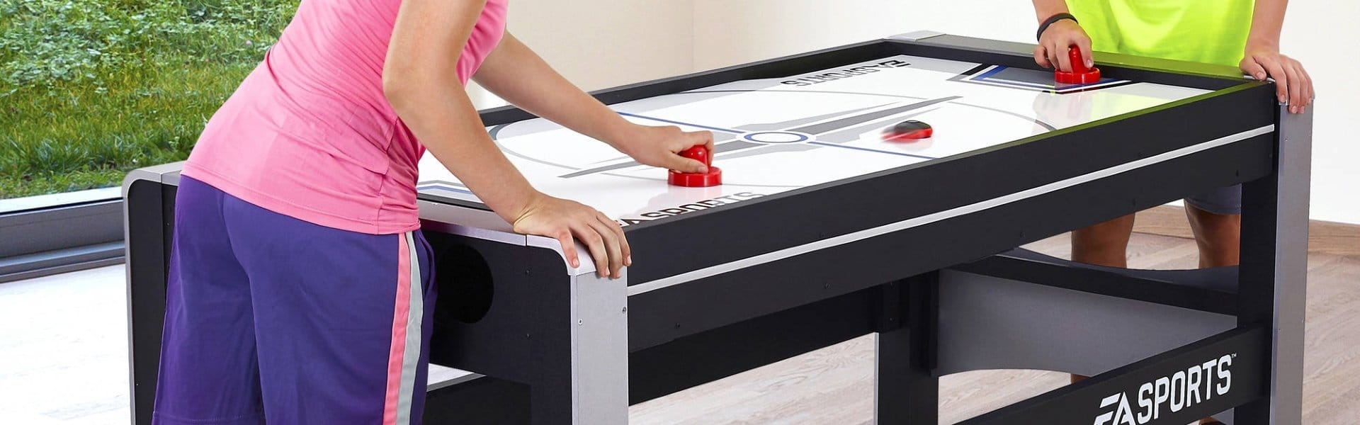 Best Air Hockey Ping Pong Table Combos Reviewed in Detail