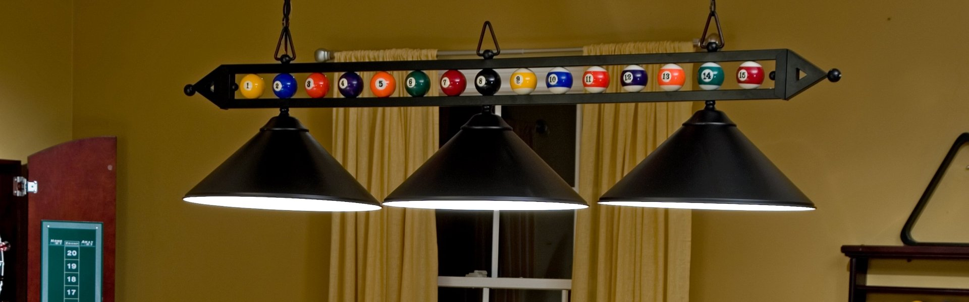 Best Pool Table Lighting Picks Reviewed in Detail