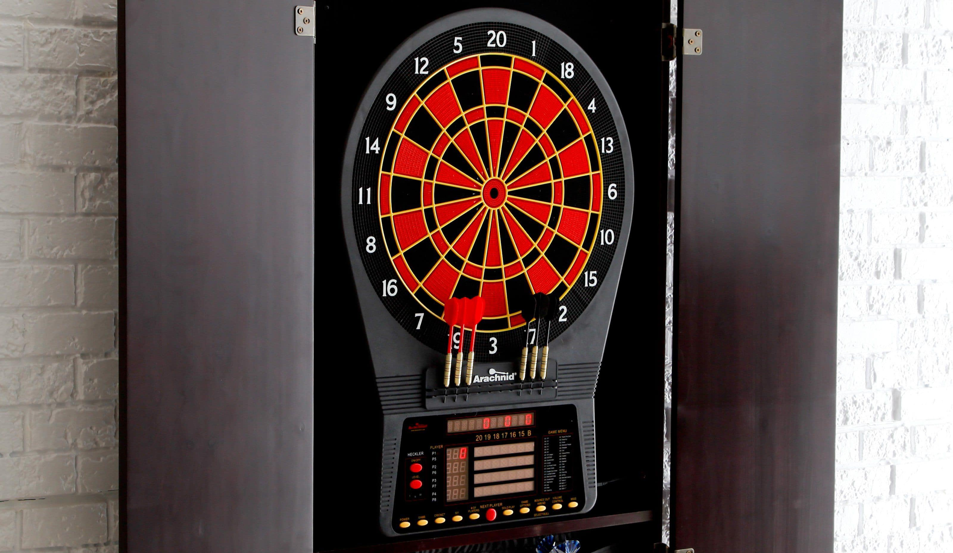 Best Electronic Dart Boards Reviewed in Detail
