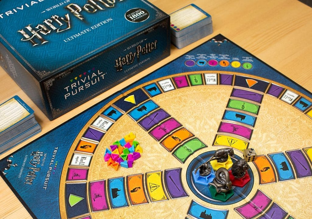 6 Marvelous Harry Potter Board Games — Let Magic Invade Your Living Room!