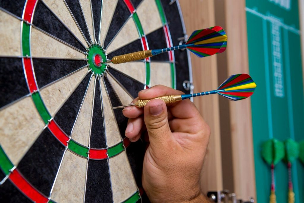 9 Best Steel Tip Darts for Your Bristle Dartboard - Never Miss The Bullseye!