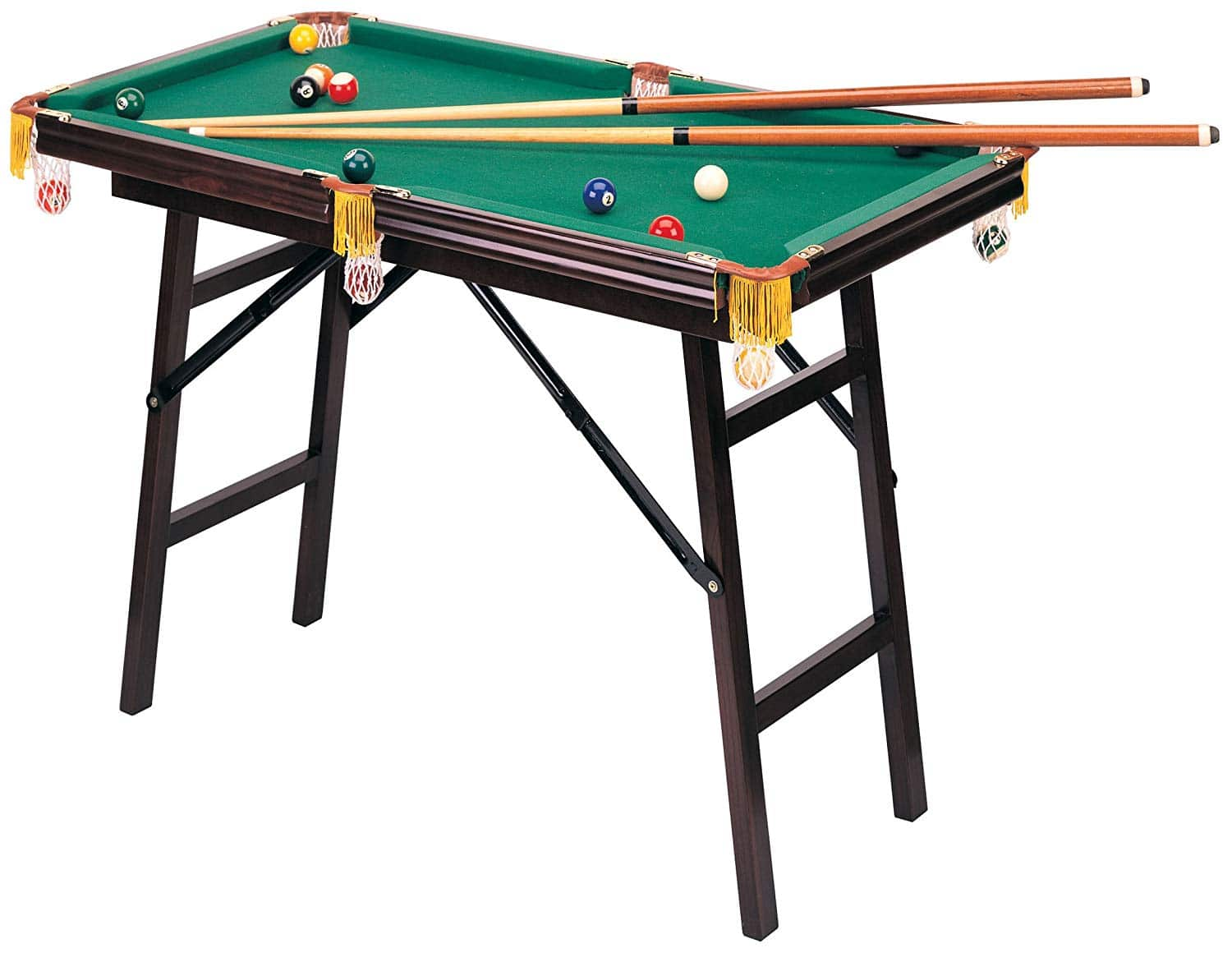 6 Best Portable Pool Tables Dec 2020 Reviews Buying Guide