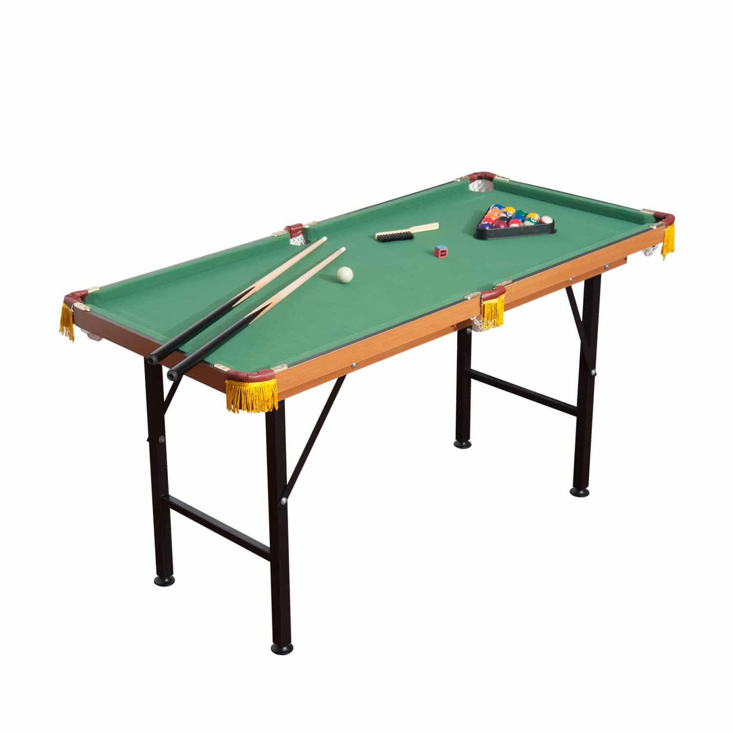 Picture of: 6 Best Portable Pool Tables Dec 2020 Reviews Buying Guide