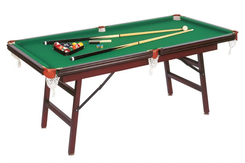 6 Convenient Portable Pool Tables - Take the Game Wherever You Want