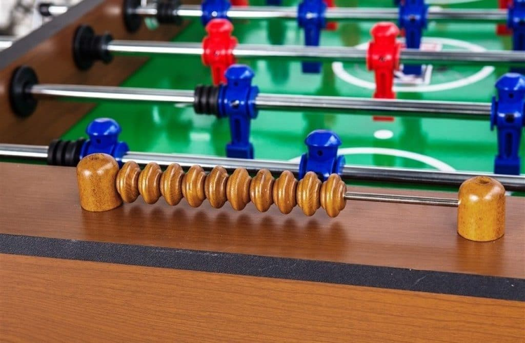 6 Outstanding KICK Foosball Tables for Both Amateurs and Professionals