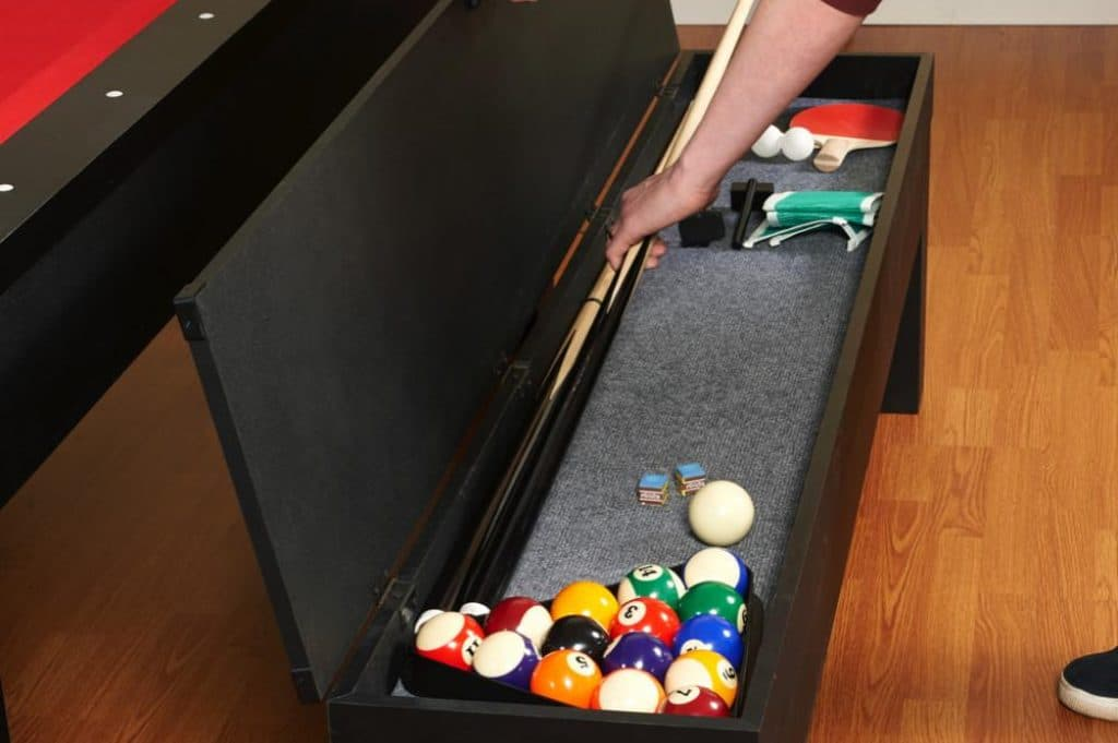 6 Incredible Pool Table Ping Pong Combo Sets for All-Day Fun for the Whole Family