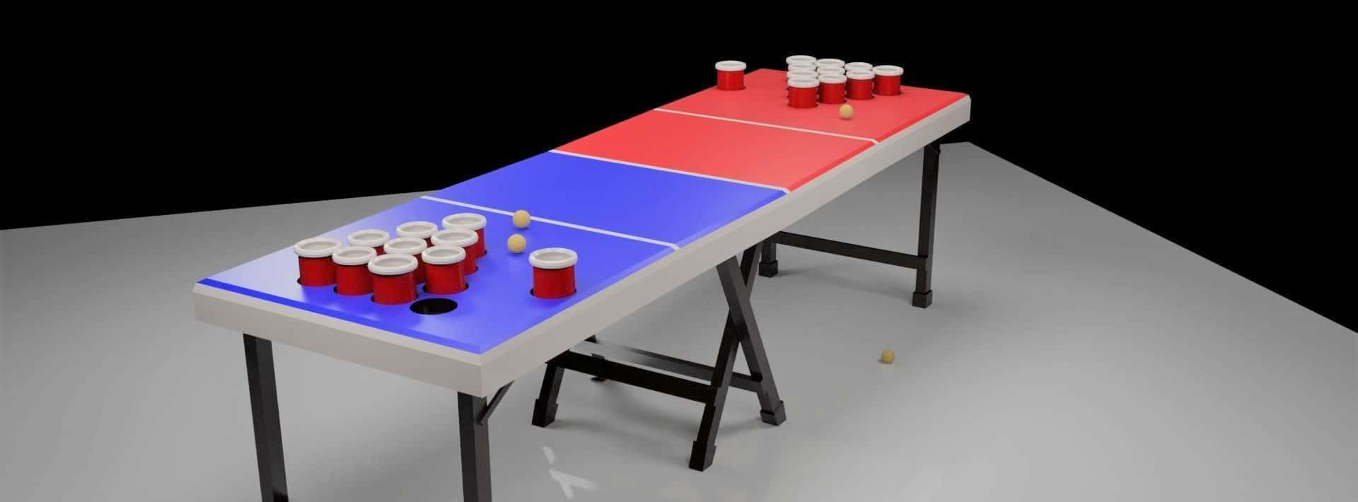Best Beer Pong Tables Reviewed in Detail