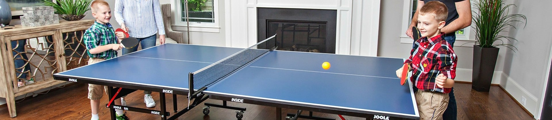 Best Ping Pong Tables Reviewed in Detail