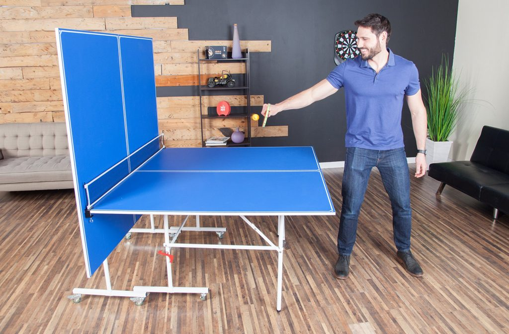 12 Best Ping Pong Tables for Players of All Ages and Abilities