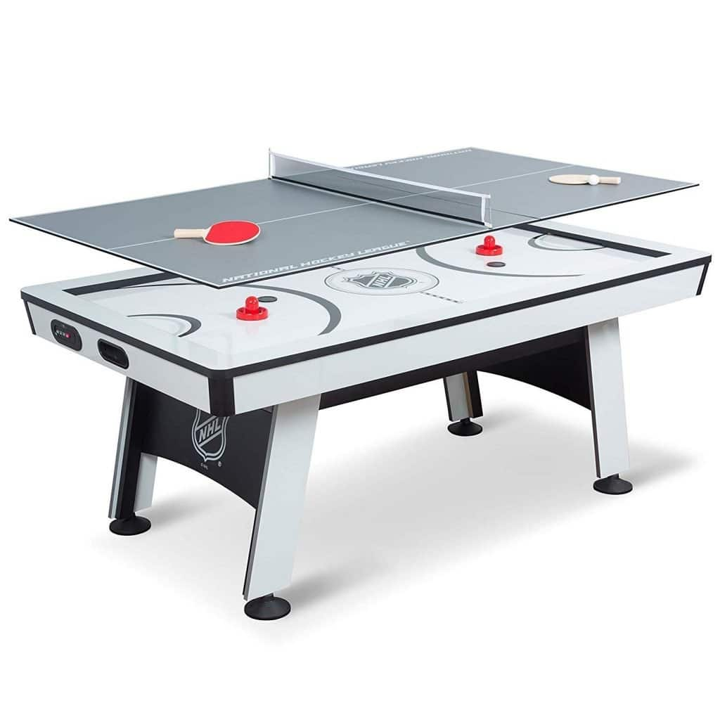 5 Best Air Hockey Ping Pong Table Combos Reviewed In Detail