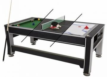 5 Best Pool Table Ping Pong Combo Reviewed In Detail Dec 2019