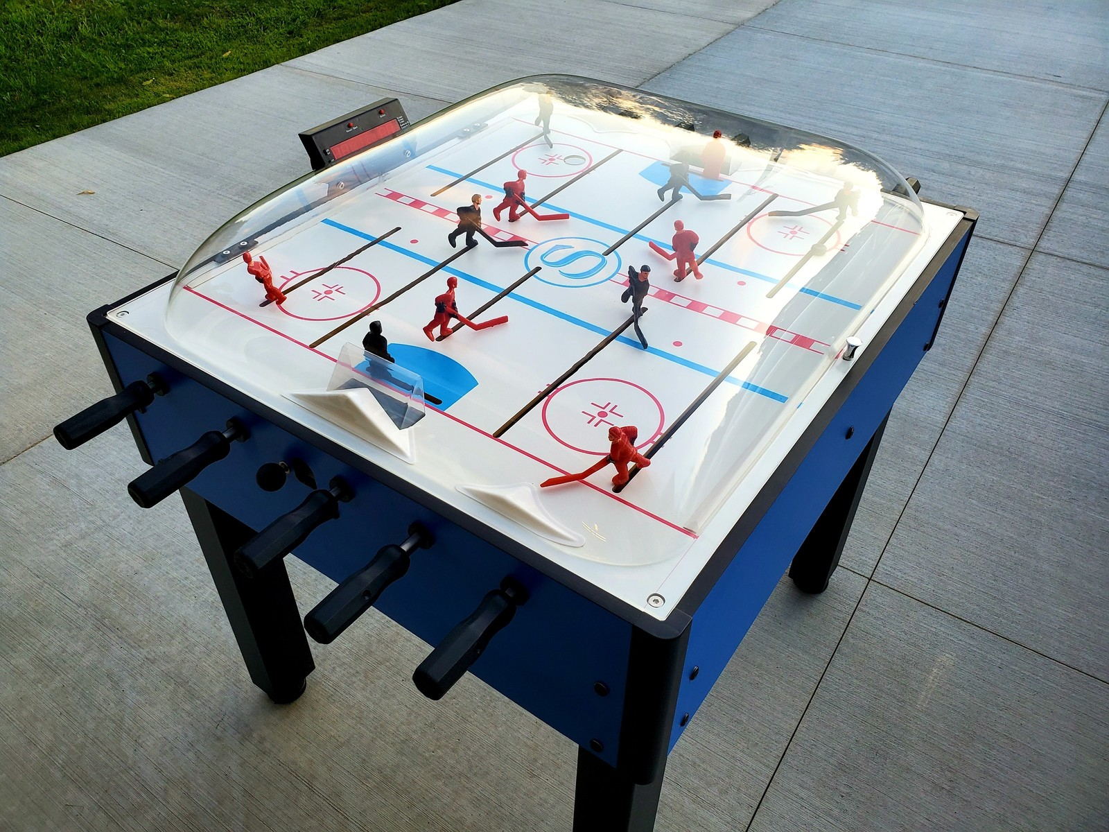 5 Best Bubble Hockey Tables Reviewed In Detail Dec 2019