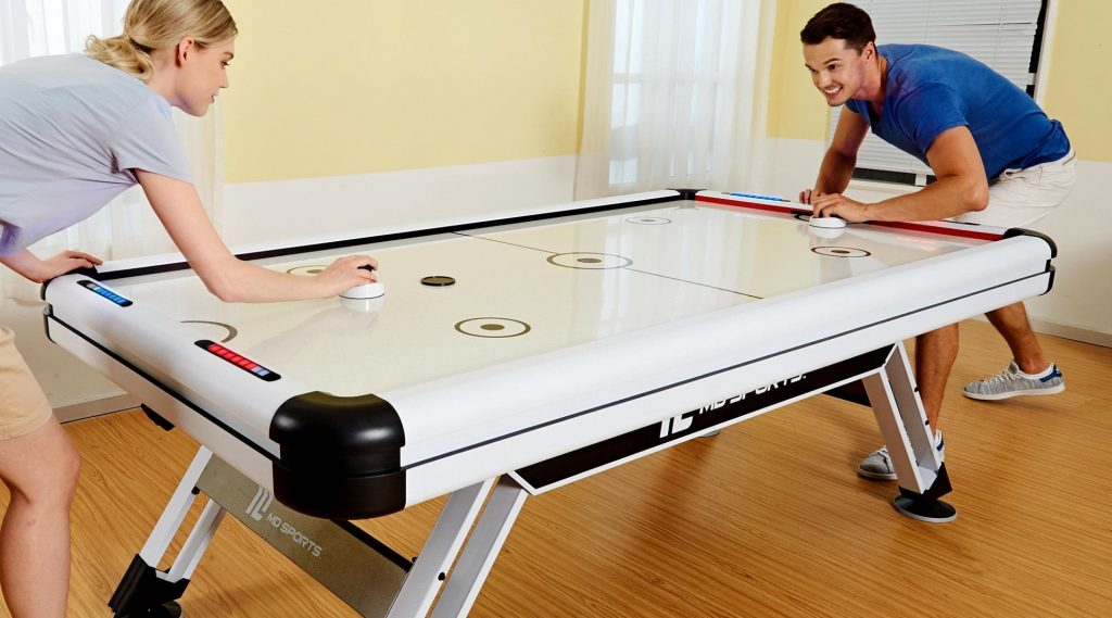 5 Best Air Hockey Tables Under $500 - Fun Tables for Any Budget!