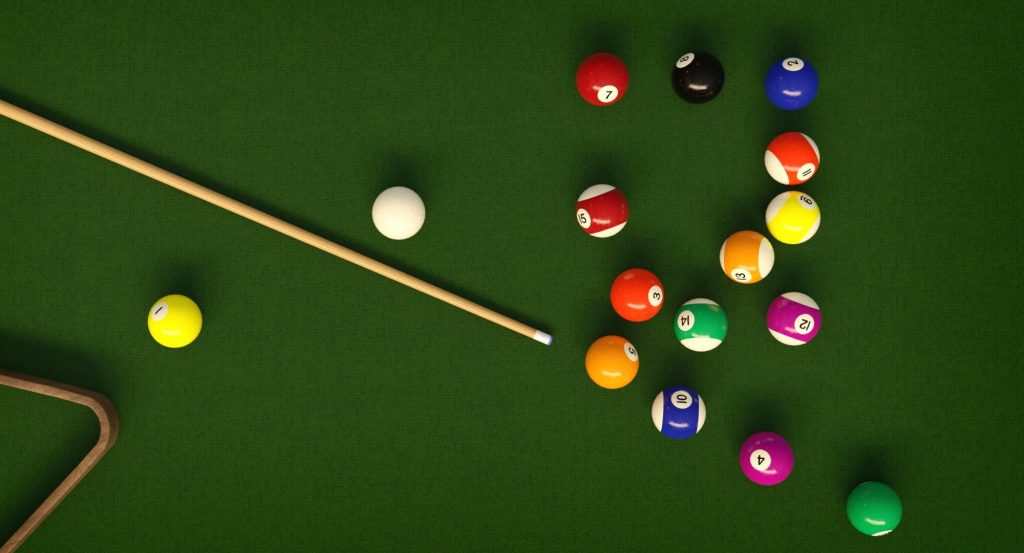 5 Amazing Break Cues - Let's Start the Game with a Victory Push