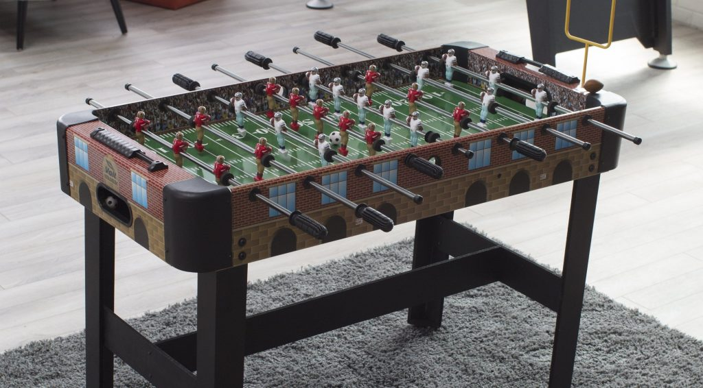 Brilliant 5 Best Foosball Tables Under 300 Reviewed In Detail Nov 2019 Gamerscity Chair Design For Home Gamerscityorg