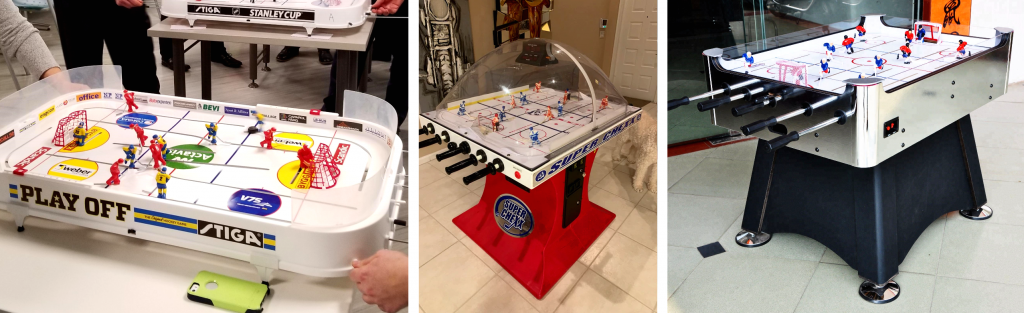 Top 6 Table Hockey Games: Bring Your Favorite Game to Your Rec Room