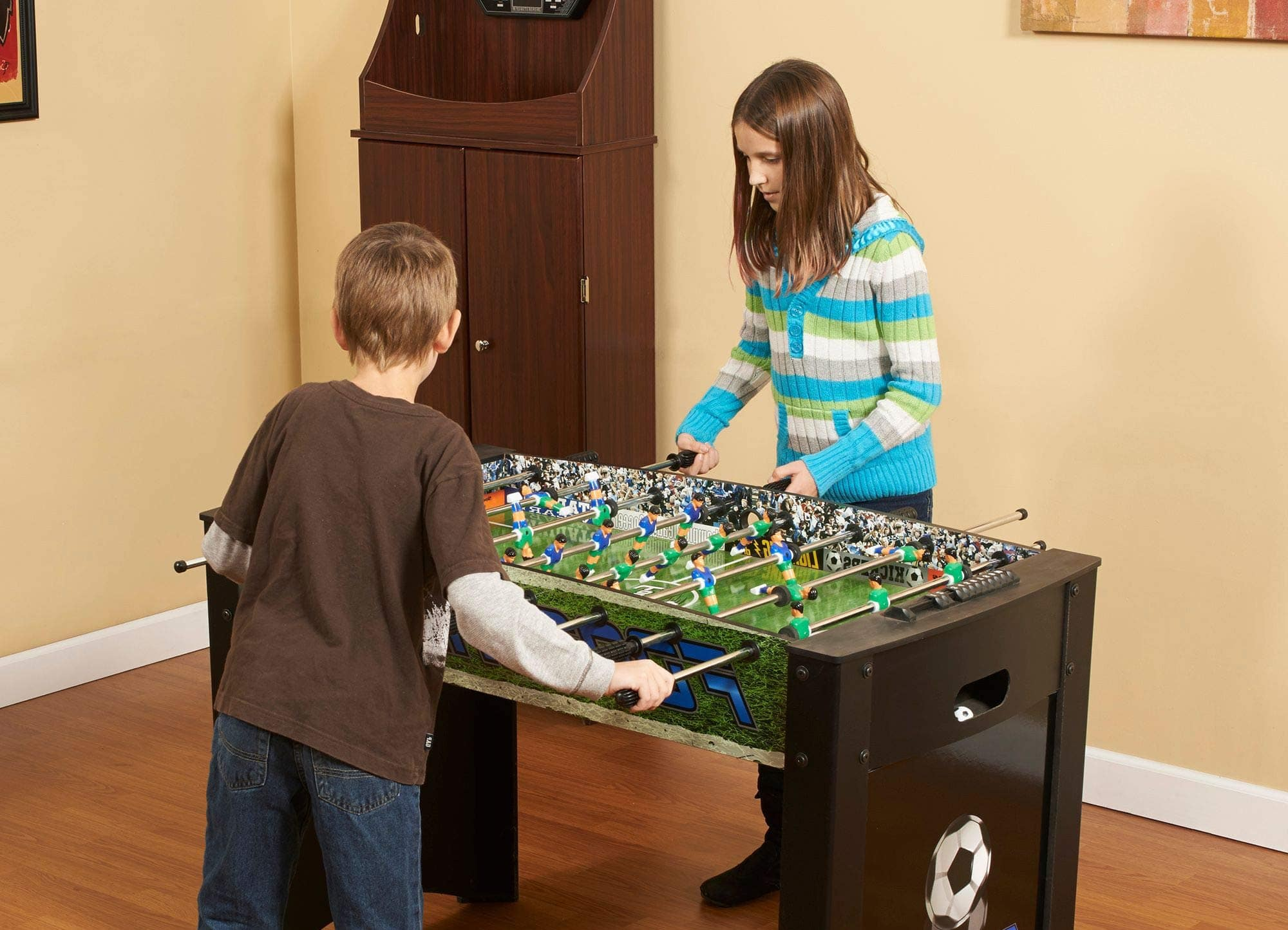 5 Best Foosball Tables For Kids Reviewed In Detail Dec 2019