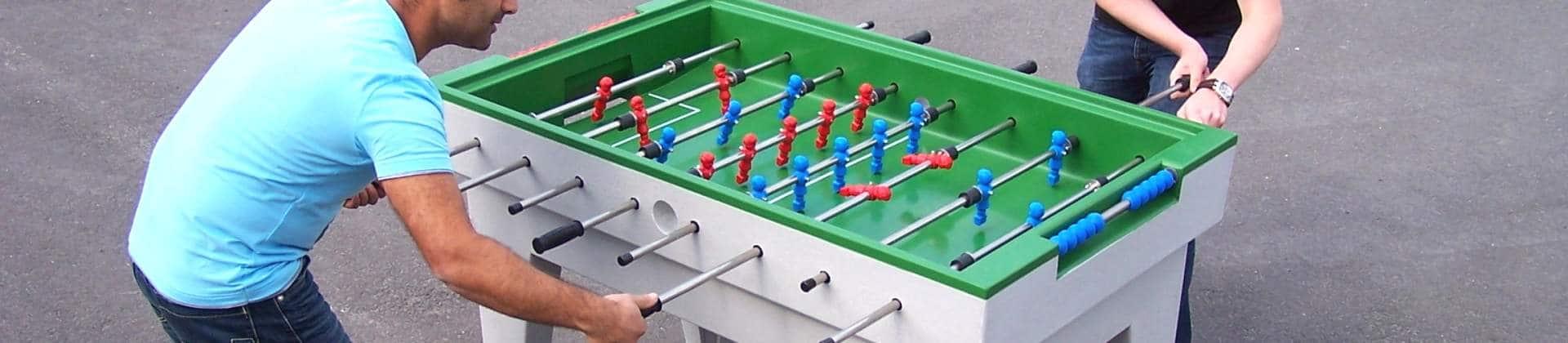 Best Outdoor Foosball Tables Reviewed in Detail