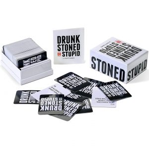Stoned Or Stupid Expansion Pack 1 Card Game Expanding Pack #1 Party CAH Drunk