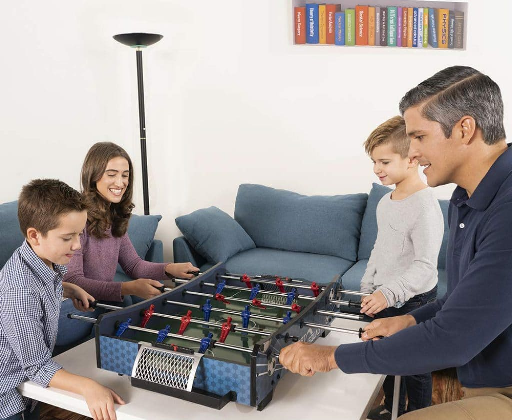 5 Best Foosball Tables for Kids — Reviews and Buying Guide