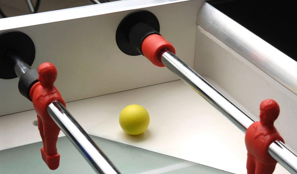 6 Greatest Garlando Foosball Tables — Choose a Brand That You Can Trust!