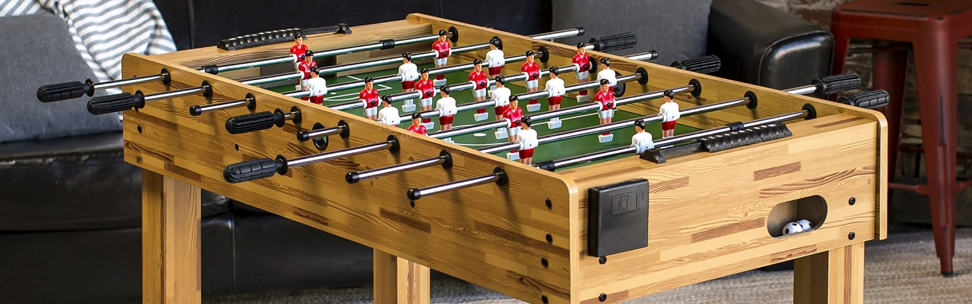 Best Wood Foosball Tables Reviewed in Detail