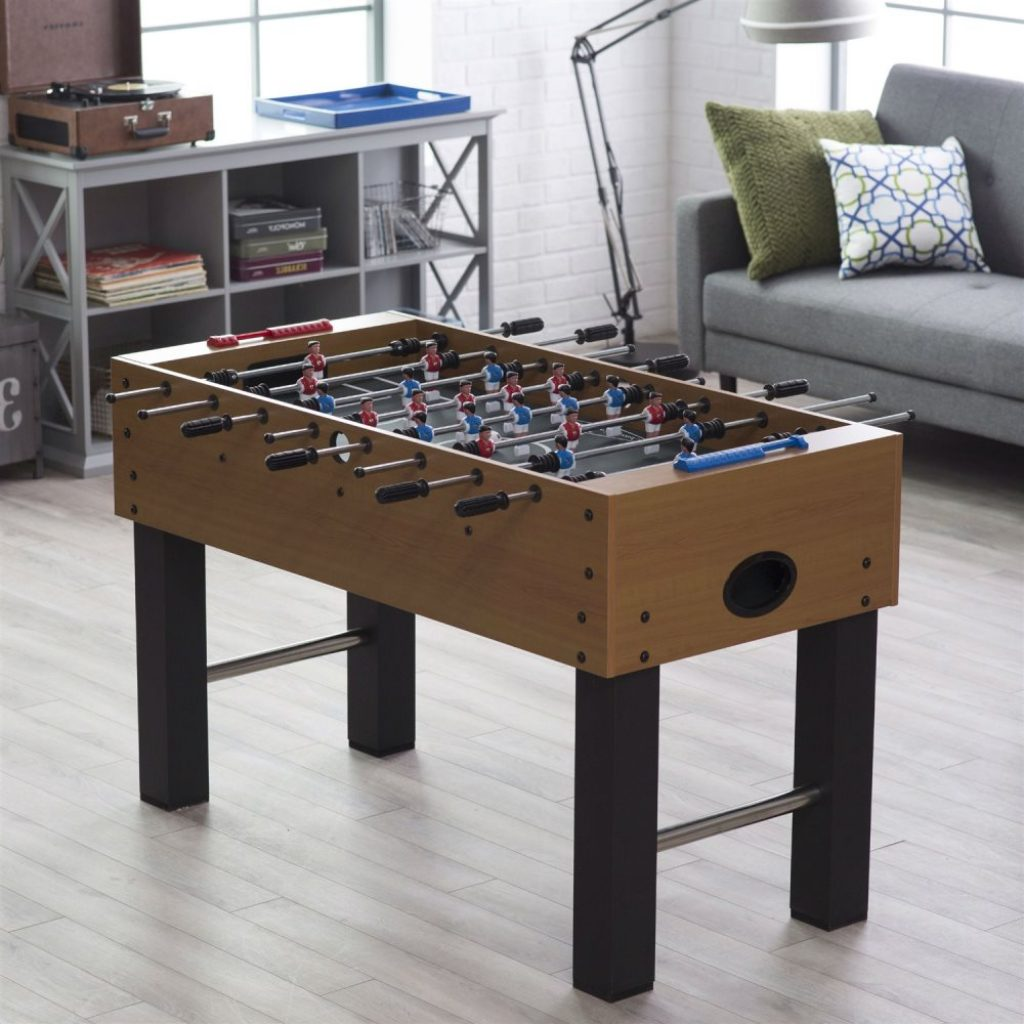 6 Best Wood Foosball Tables - Reviews and Buying Guide
