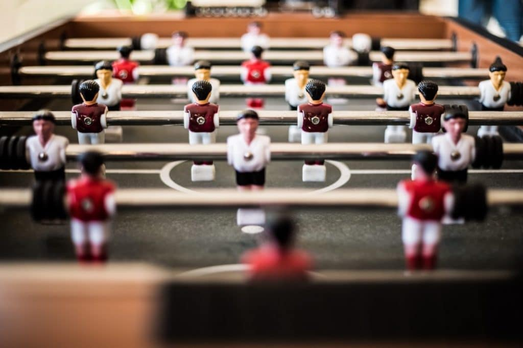 7 Best Professional Foosball Tables - Create the Tournament Atmosphere!