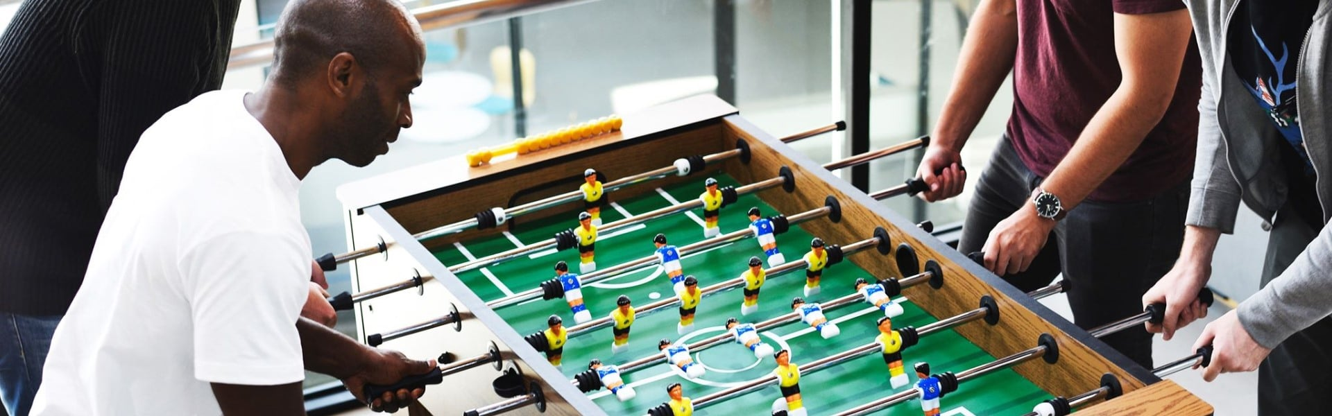 Best Professional Foosball Tables Selection