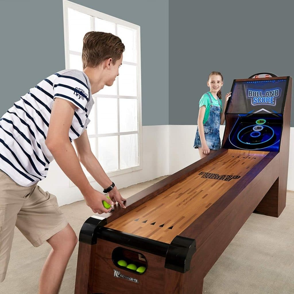 5 Best Skee Ball Machines - Fun for the Whole Family