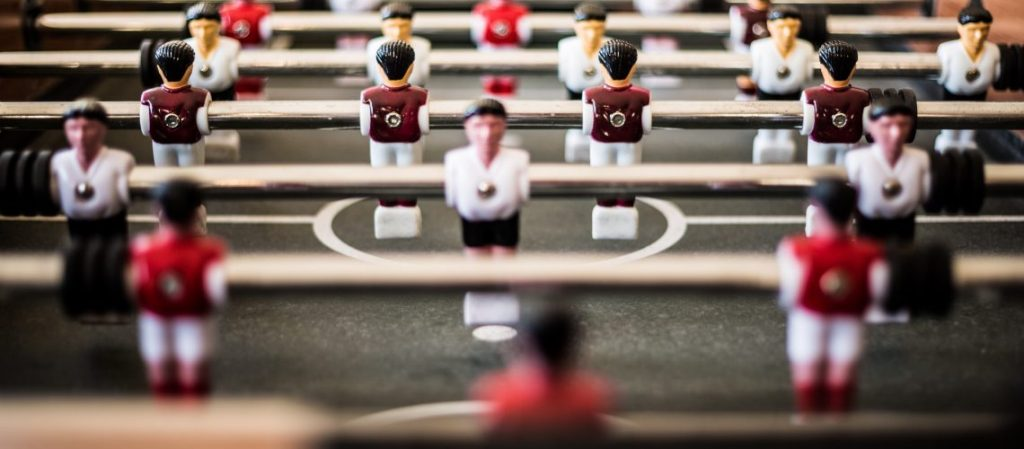 Foosball Table Dimensions - Everything That You Always Wanted To Know