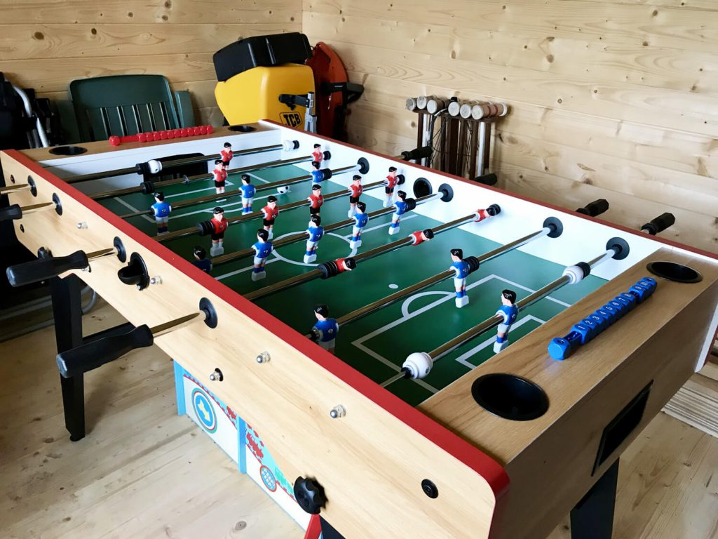 Foosball Table Dimensions Everything That You Always Wanted To Know