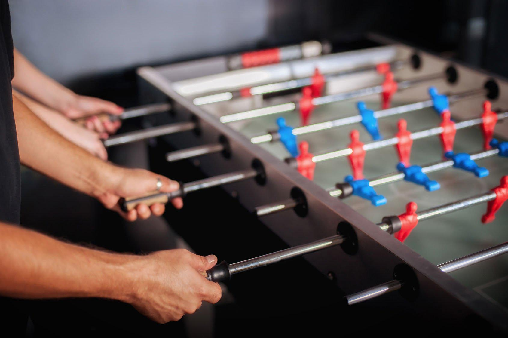 Foosball Tips - Improve Your Game