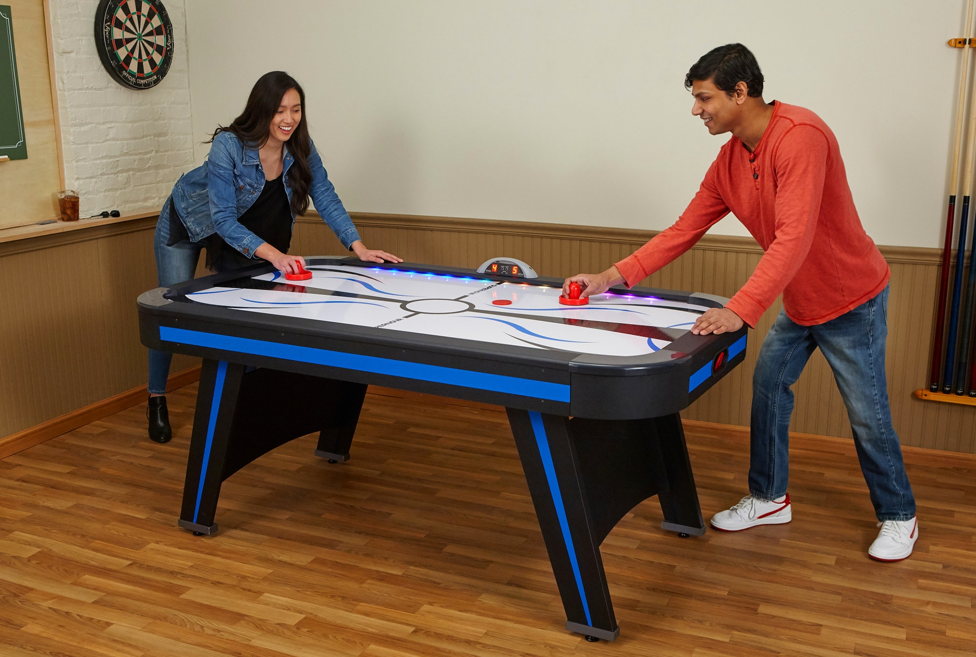 Amateur Air Hockey Rules — Everything You Need to Know