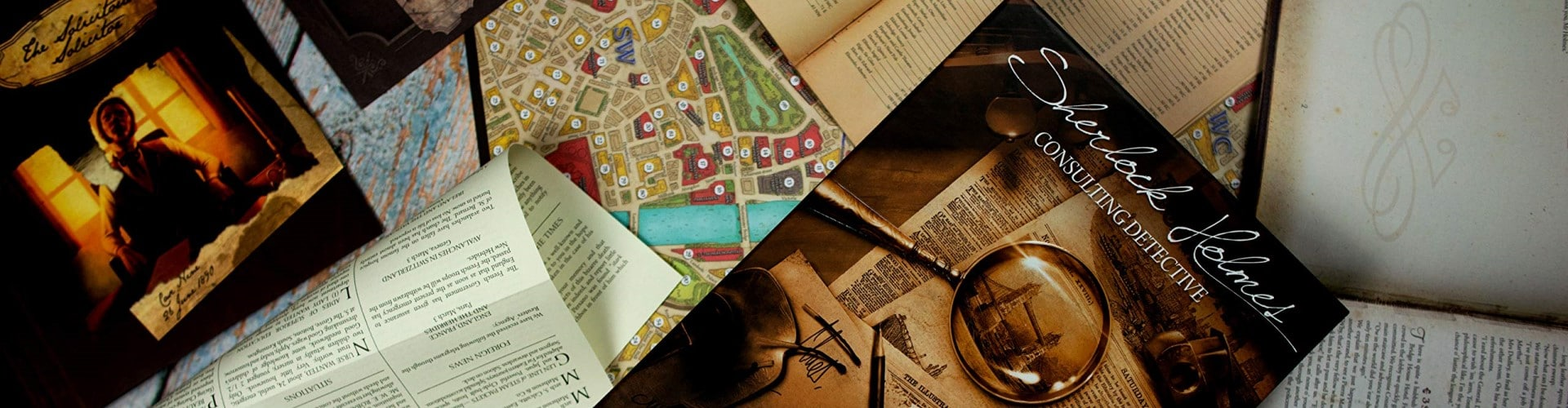 Best Mystery Board Games Selection