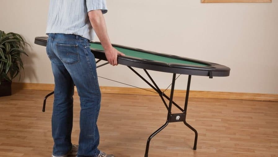 5 Superb Poker Tables for Professional and Amateur Games