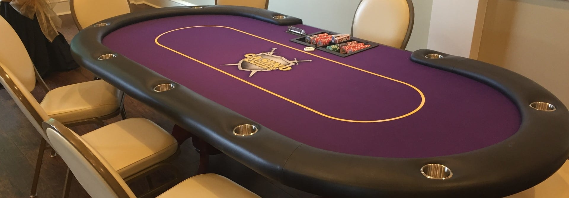 Best Poker Tables Selection