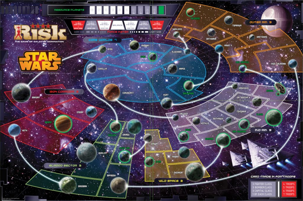 6 Most Incredible Star Wars Board Games — May the Fun Be with You