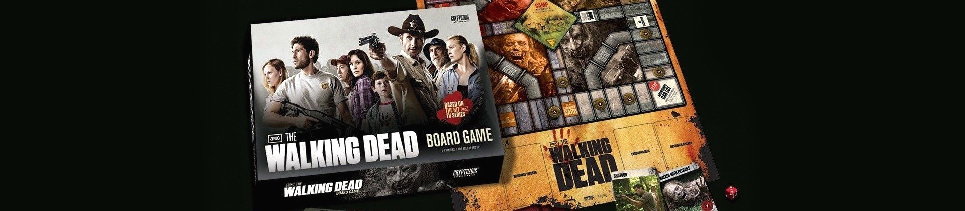 Best Zombie Board Games Selection