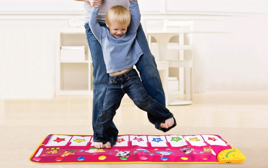6 Best Dance Mats for Learning, Fun, and Exercise