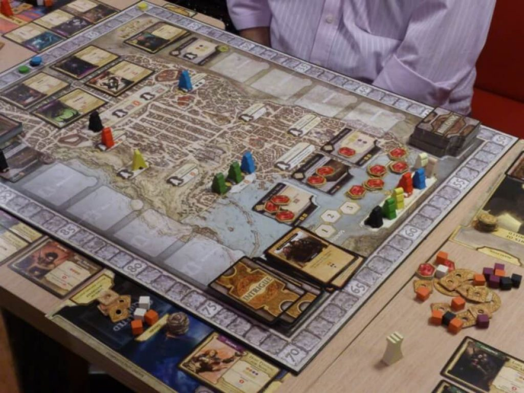 10 Best Fantasy Board Games - Adventures You'll Never Forget!