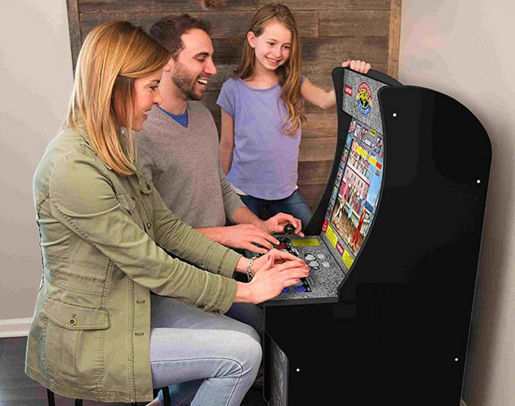 5 Best Arcade Machines – Let the Nostalgia Fill Your Home!