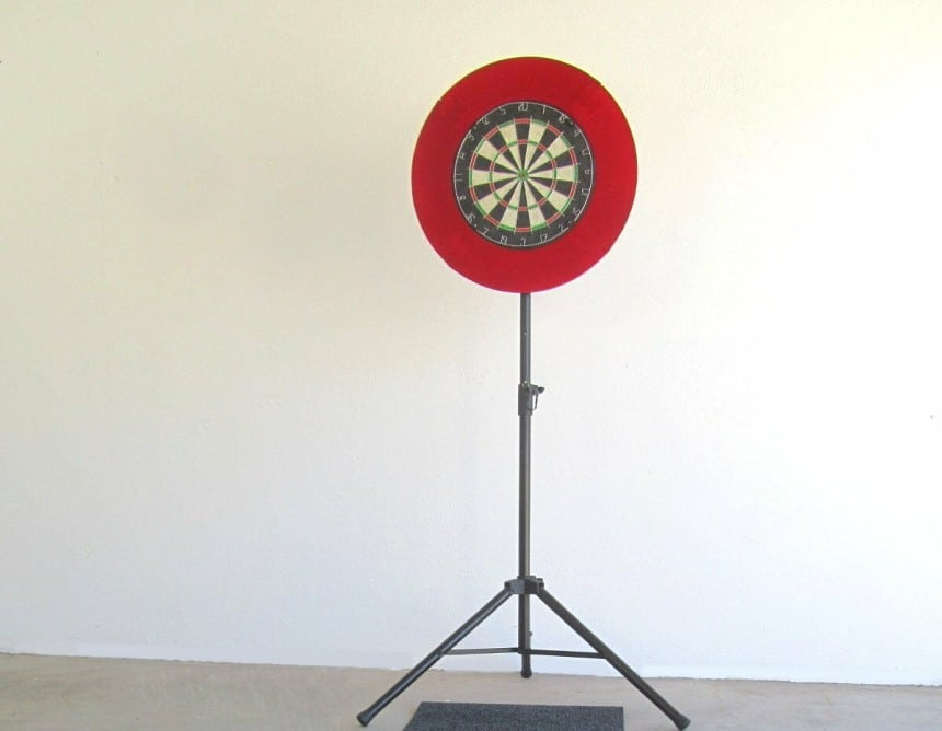 4 Best Dartboard Stands - Play Any Place You Wish