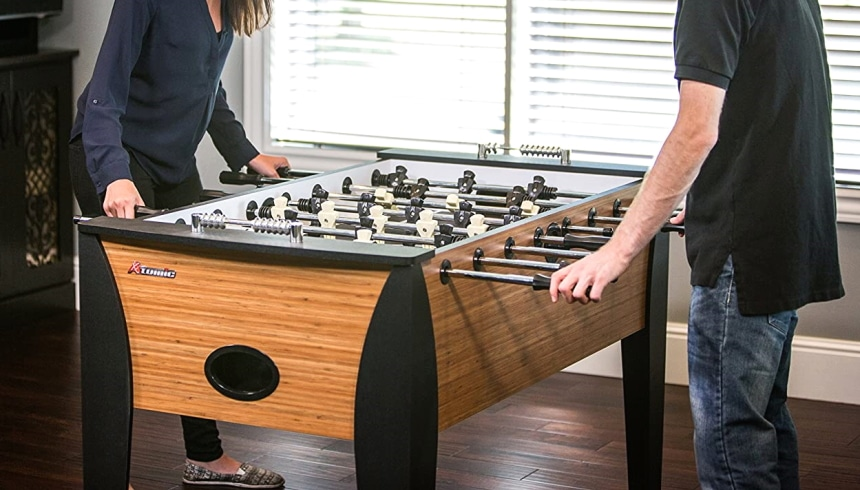 5 Incredible Foosball Tables under $500 – Enjoy the Game at No Extra Cost!
