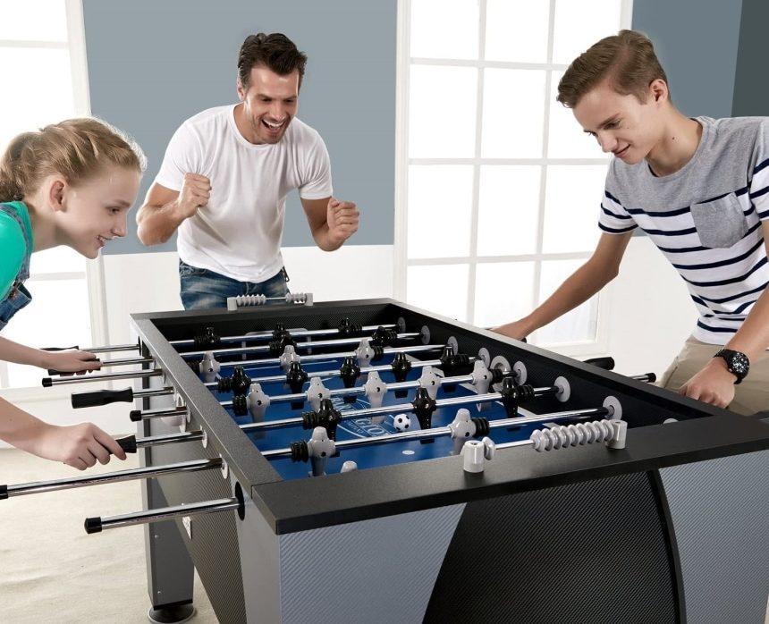6 Best Barrington Foosball Tables — Quality That Lasts for Long!