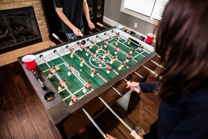 3 Best Atomic Foosball Tables For An Outstanding Game