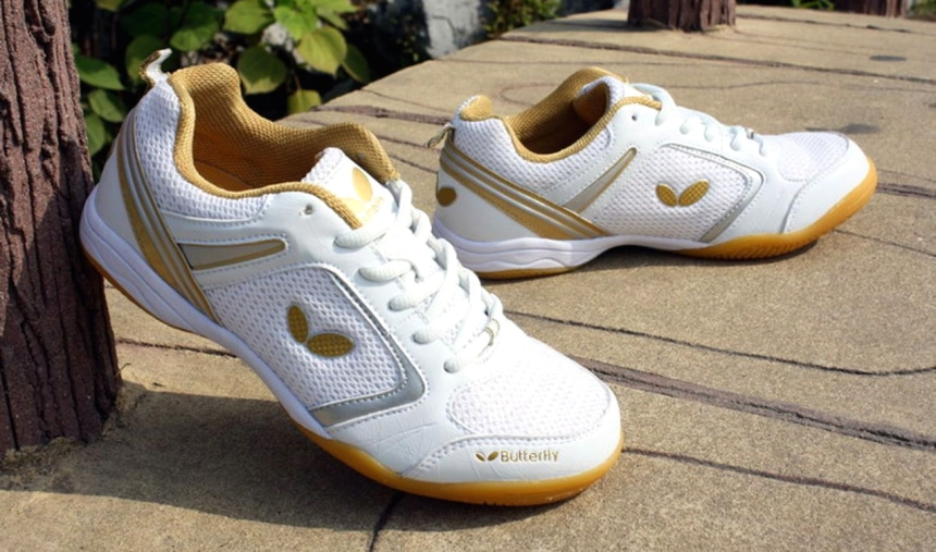 6 Ideal Table Tennis Shoes to Make You a Champion