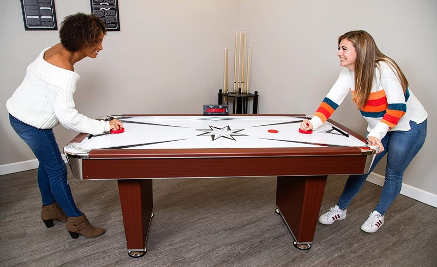 7 Best Wood Air Hockey Tables For True Champions!
